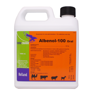 Albenol 100 oral 1000ml