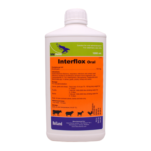 Interflox oral 1000ml   2